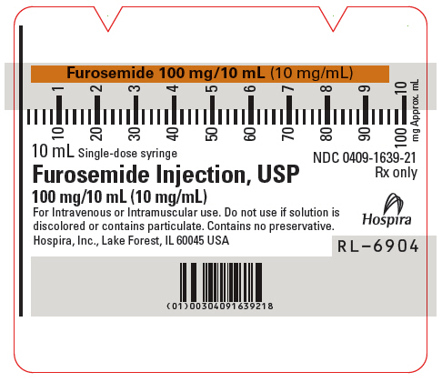 PRINCIPAL DISPLAY PANEL - 10 mL Syringe Label