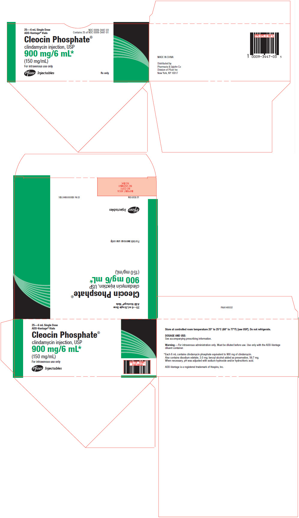 PRINCIPAL DISPLAY PANEL - 300 mg/ 50 mL Container Label